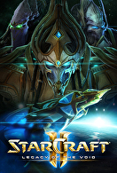 StarCraft II: Protoss - Legacy of the Void packshot
