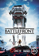 Star Wars: Battlefront (DICE) packshot
