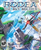 Rodea the Sky Soldier packshot