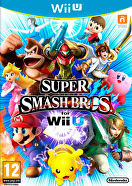 Super Smash Bros. Wii U packshot