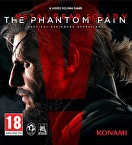 Metal Gear Solid 5: The Phantom Pain packshot