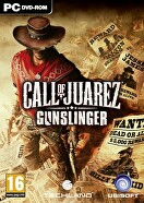 Call of Juarez: Gunslinger packshot