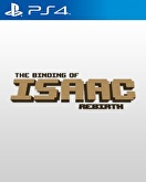 The Binding of Isaac: Rebirth packshot