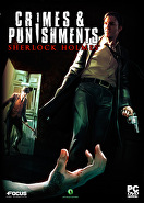 Sherlock Holmes: Crimes & Punishments packshot