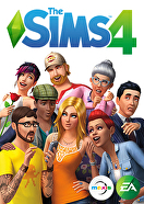 The Sims 4 packshot