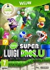 Packshot for New Super Luigi U on Wii U