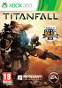 Packshot for Titanfall on Xbox 360