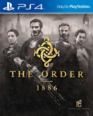 The Order: 1886 packshot