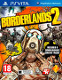 Packshot for Borderlands 2 on PlayStation Vita