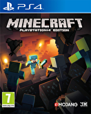 Minecraft: PS4 Edition packshot