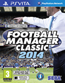 Football Manager Classic 2014 packshot