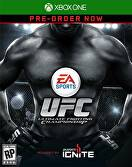 EA Sports UFC packshot