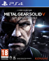 Packshot for Metal Gear Solid 5: Ground Zeroes on PlayStation 4