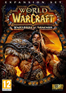 World of Warcraft: Warlords of Draenor packshot