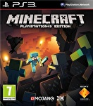 Minecraft: PS3 Edition packshot