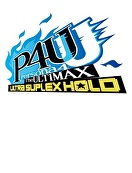 Persona 4: The Ultimax Ultra Suplex Hold packshot