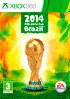 Packshot for 2014 FIFA World Cup Brazil on Xbox 360