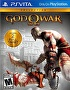 Packshot for The God of War Collection on PlayStation Vita