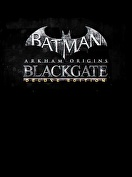 Batman: Arkham Origins Blackgate - Deluxe Edition packshot