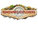 Renowned Explorers: International Society packshot