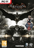 Batman: Arkham Knight packshot