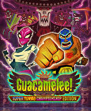 Guacamelee: Super Turbo Championship Edition packshot