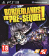 Packshot for Borderlands: The Pre-Sequel on PlayStation 3