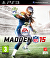 Packshot for Madden NFL 15 on PlayStation 3