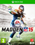Packshot for Madden NFL 15 on Xbox One