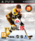 Packshot for NHL 15 on PlayStation 3