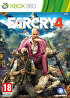 Packshot for Far Cry 4 on Xbox 360