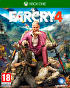 Packshot for Far Cry 4 on Xbox One
