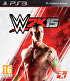 Packshot for WWE 2K15 on PlayStation 3