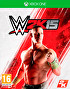Packshot for WWE 2K15 on Xbox One