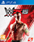 Packshot for WWE 2K15 on PlayStation 4
