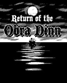 Return of the Obra Dinn packshot