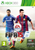 Packshot for FIFA 15 on Xbox 360