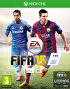 Packshot for FIFA 15 on Xbox One