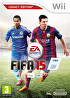 Packshot for FIFA 15 on Wii