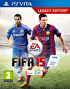 Packshot for FIFA 15 on PlayStation Vita