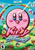 Packshot for Kirby and the Rainbow Paintbrush on Wii U