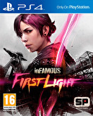 inFamous: First Light packshot