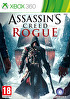 Packshot for Assassin's Creed: Rogue on Xbox 360