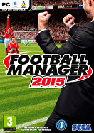 Football Manager 2015 packshot