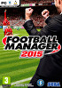 Packshot for Football Manager 2015 on PC