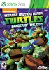 Packshot for Teenage Mutant Ninja Turtles: Danger of the Ooze on Xbox 360