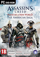 Assassin's Creed: Birth of a New World - The American Saga packshot