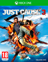 Packshot for Just Cause 3 on Xbox One