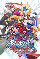 BlazBlue: Continuum Shift Extend packshot