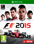 Packshot for F1 2015 on Xbox One